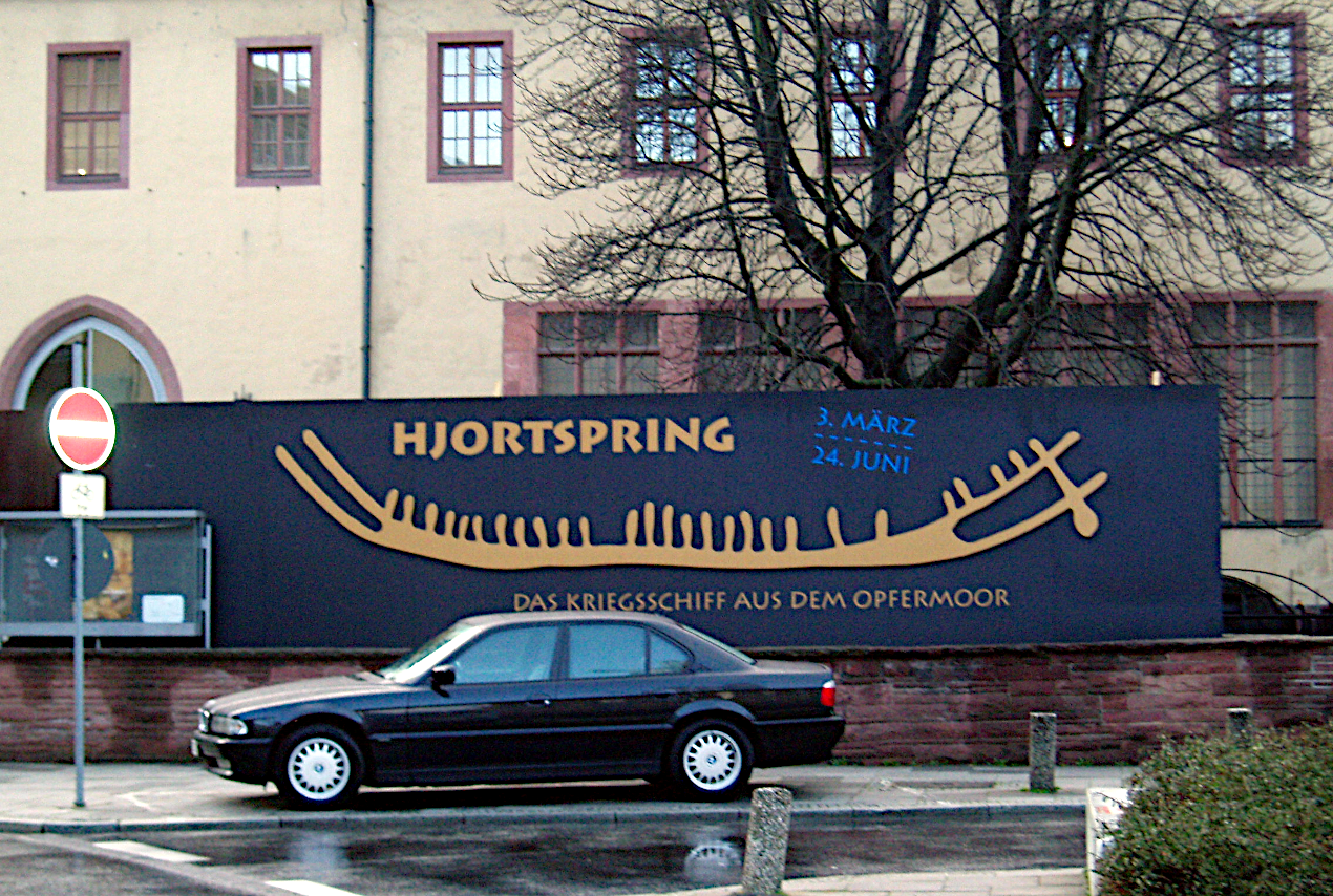 Archäologisches Museum Frankfurt.