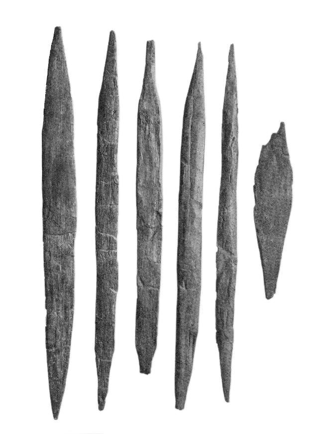 Fundet indeholdt 85 brædder, der er her er tolket som bundbrædder.
