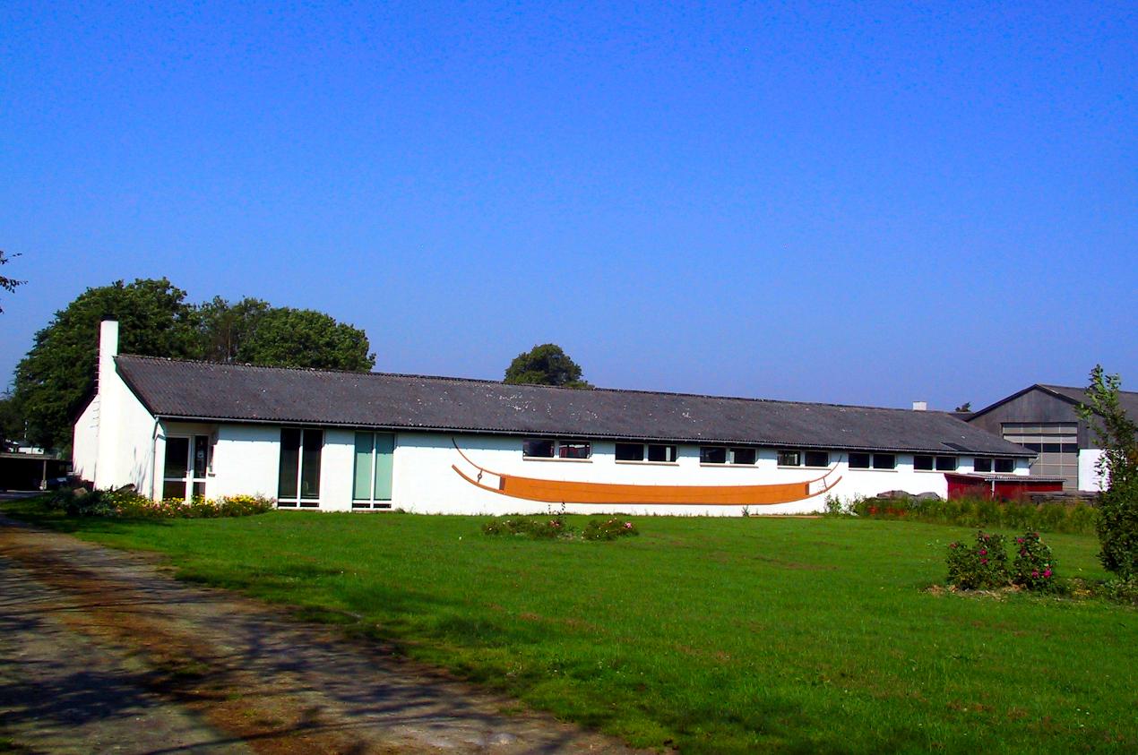 The guild's domicile at Dyvigvej 11, Nordborg.
