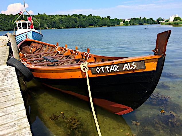 Ottar Als, ejes af skibslaget Sebbe Als, Augustenborg.