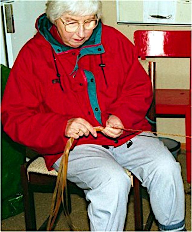 Birgit Valbjørn.