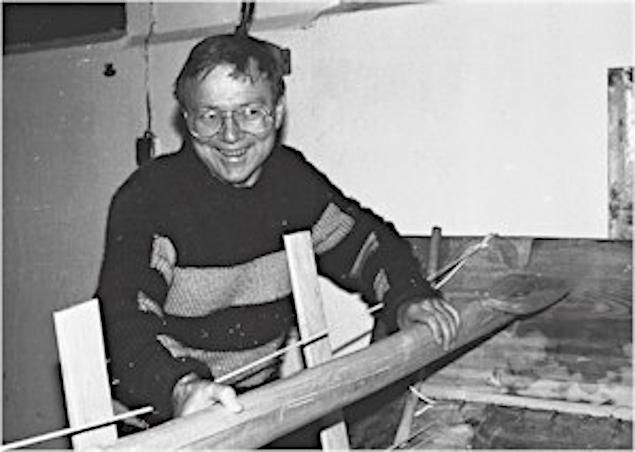 Hans Peter Rasmussen.