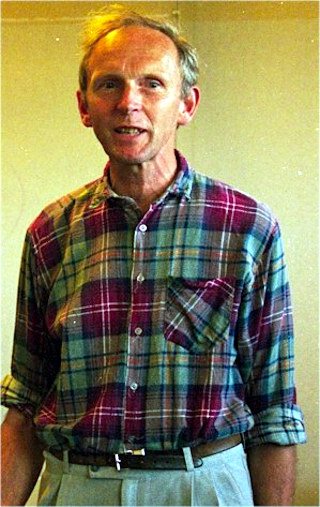 Niels Peter Fenger.