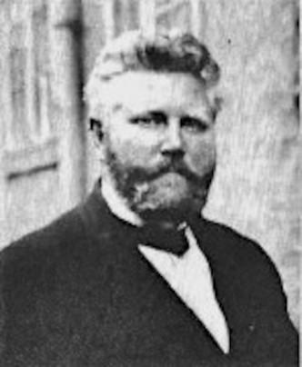 Julius Sørensen Raklev.